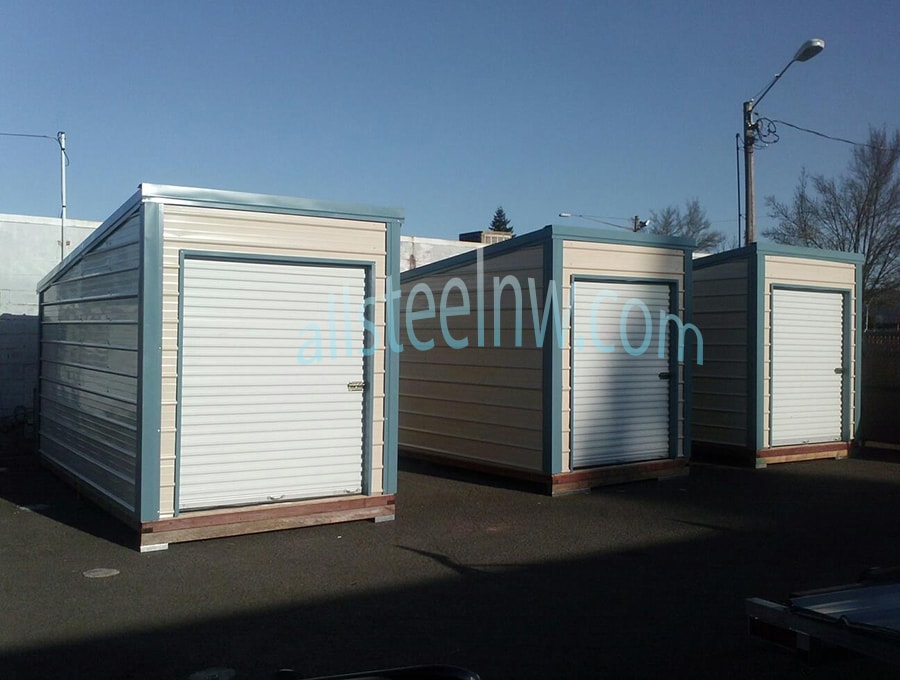 metal buildings and carports from All Steel NW