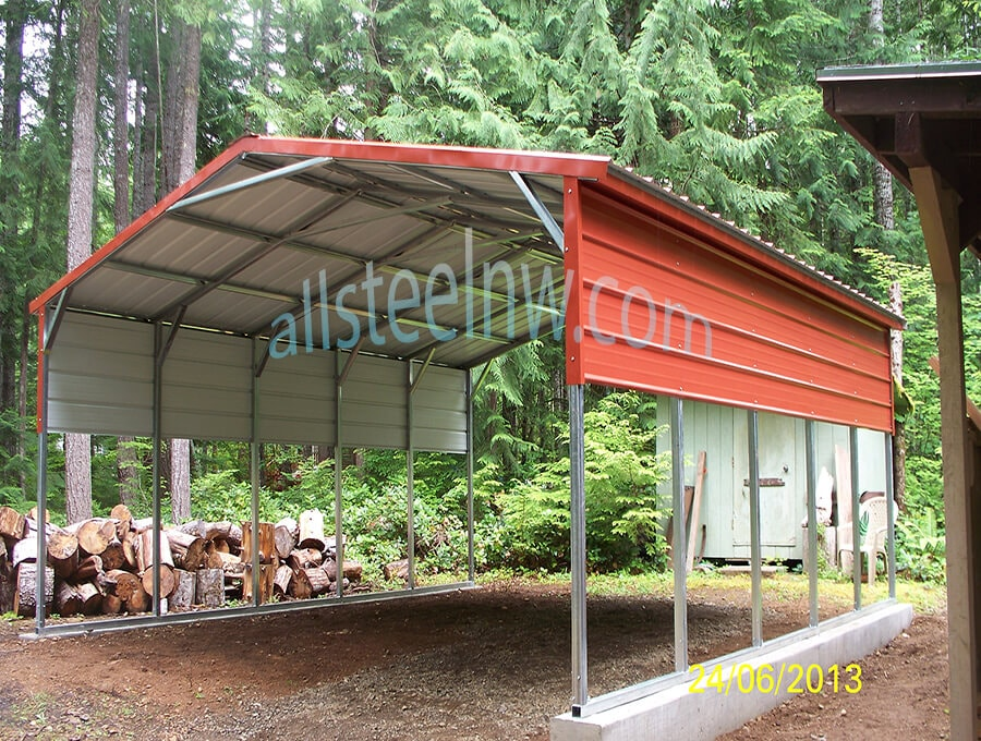 All Steel NW Metal Carports Product C-5