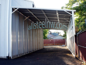 Metal buildings Portland from all Steel Northwest
