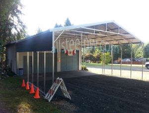 Metal carports Tacoma -Seattle from all Steel Northwest