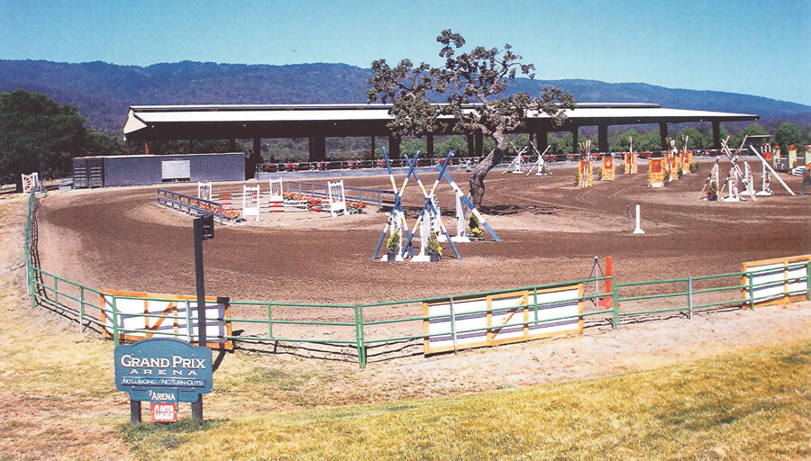 Horse Arena from All Steel Northwest Metal Buildings