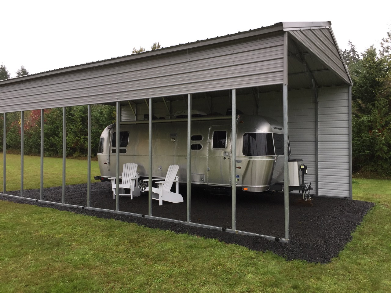 Metal Carports - the Seattle Area best solution for protecting your assets 1