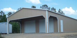 All Steel Metal Building Solutions 98258
