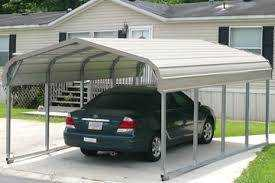 All Steel NW Carports The average car is 6ft wide