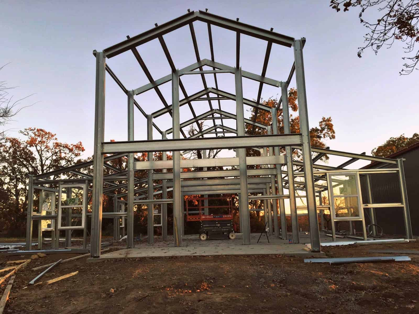 The Top 5 Reasons To Use Cold-Formed Steel Framing 10