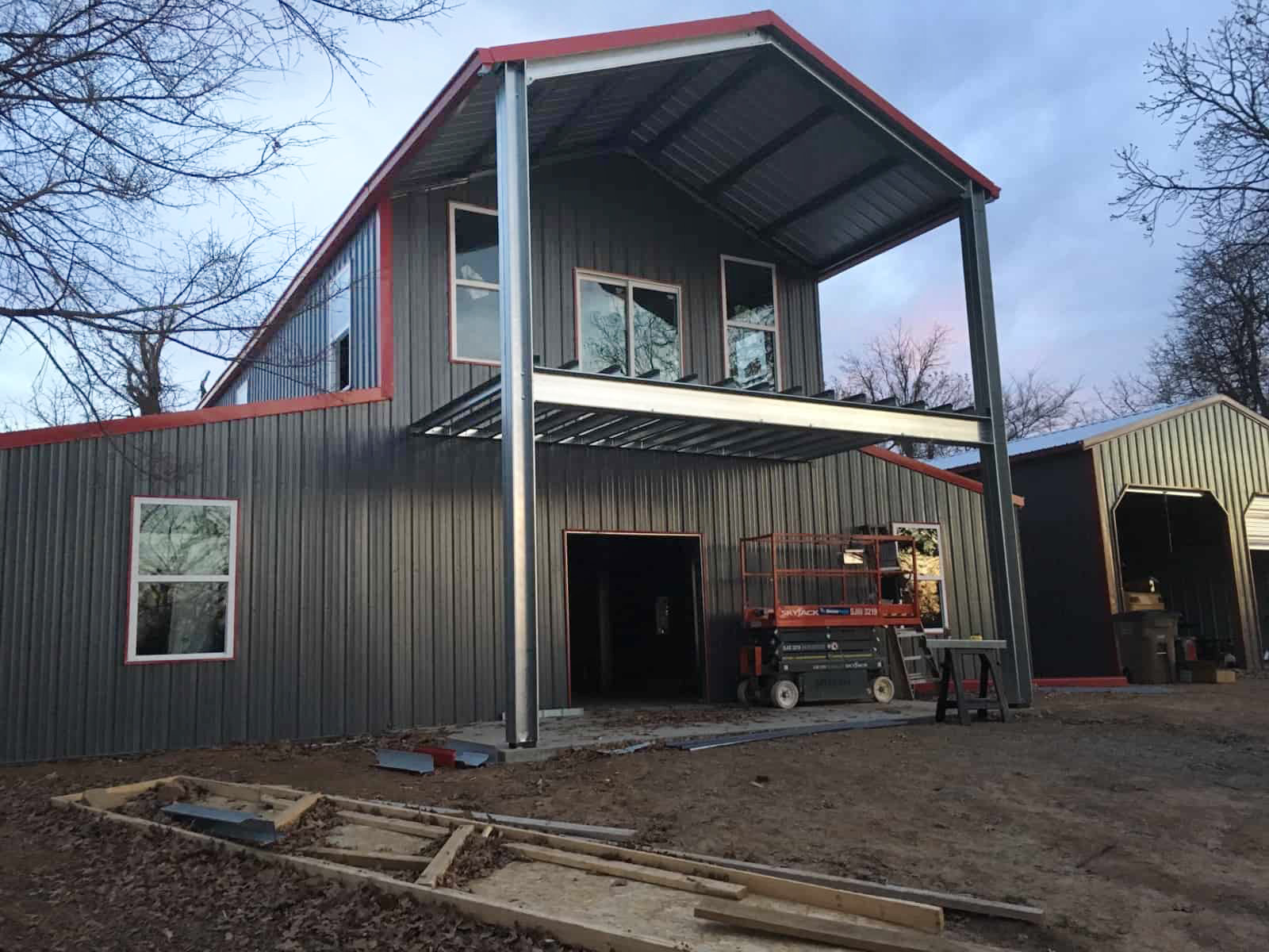 The Top 5 Reasons To Use Cold-Formed Steel Framing 11
