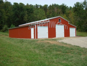 Metal Barns Images 10