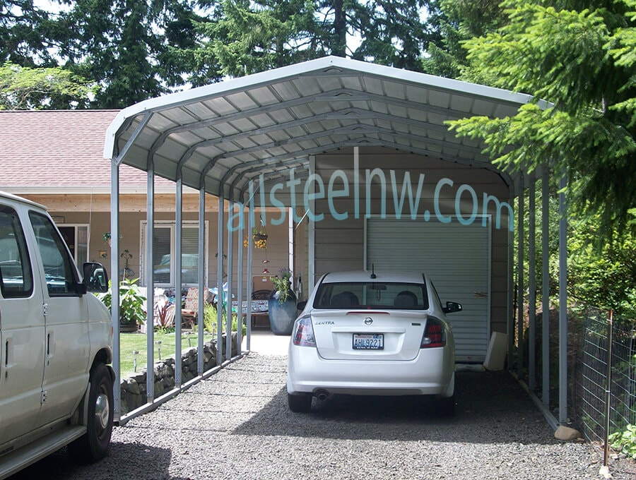 Metal Carports Images 14