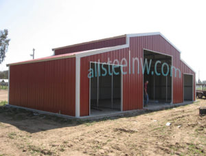 Metal Barns Images 8