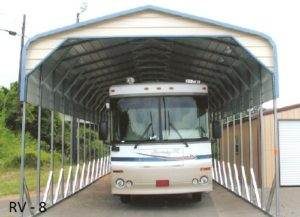 RV Carports Images 2
